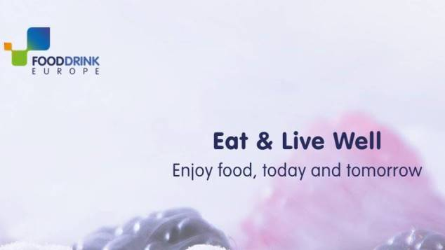 """Eat & Live Well"""
